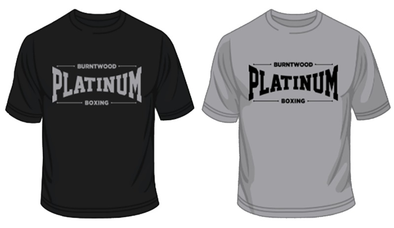 Platinum Boxing & Kickboxing - T Shirts for sale